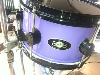 "10"" PDP popcorn snare"