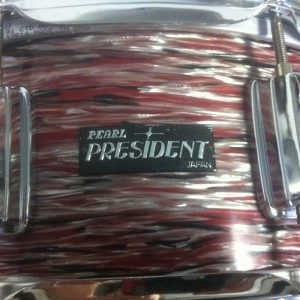 Pearl President Snare Drum