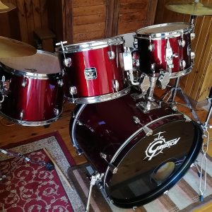 Gretsch Blackhawk *5 Piece Kit